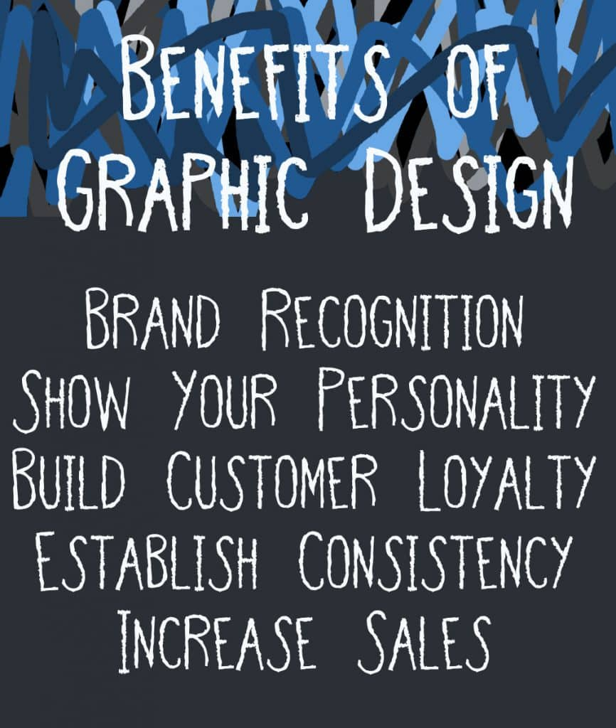 Benefits of graphic design