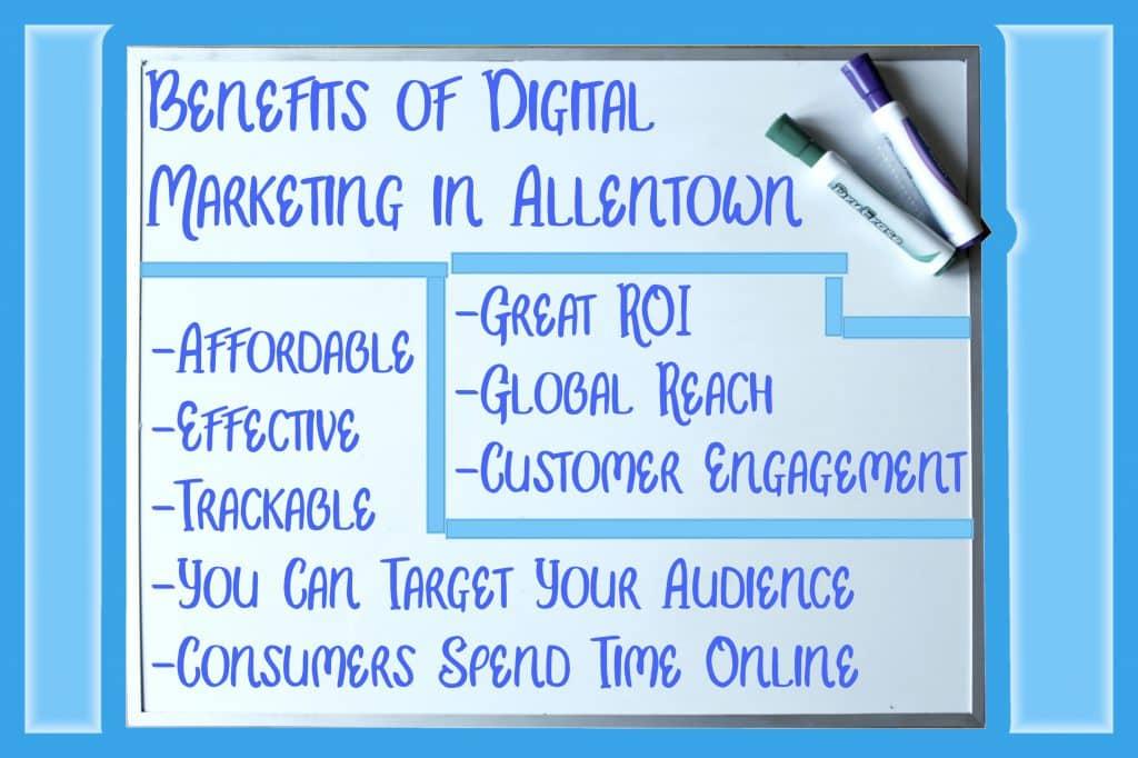 Digital advertising in Allentown