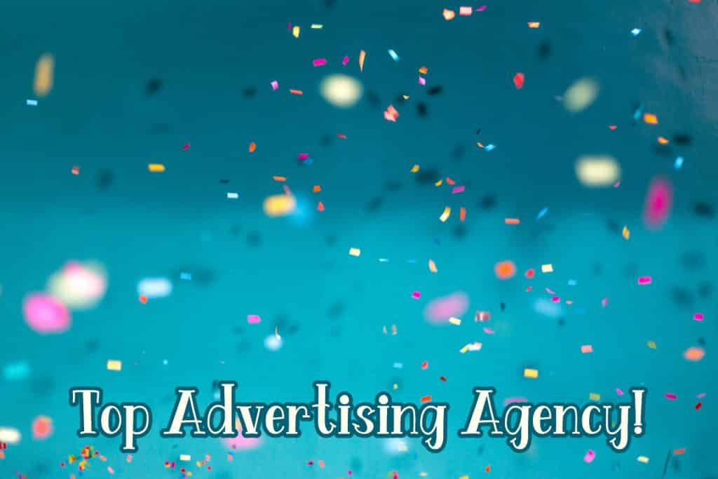 Top advertising agency