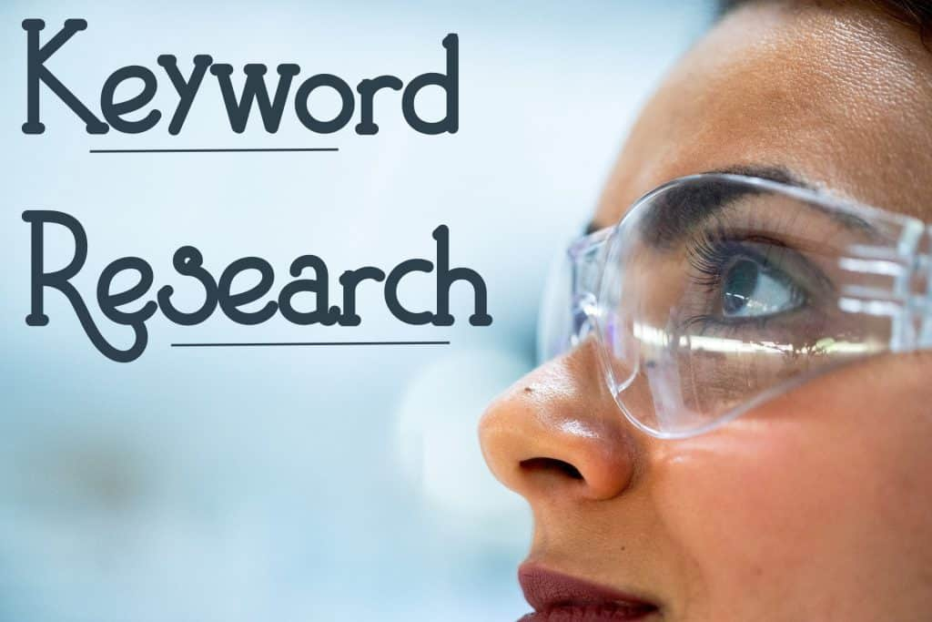 Keyword research New York City nearby