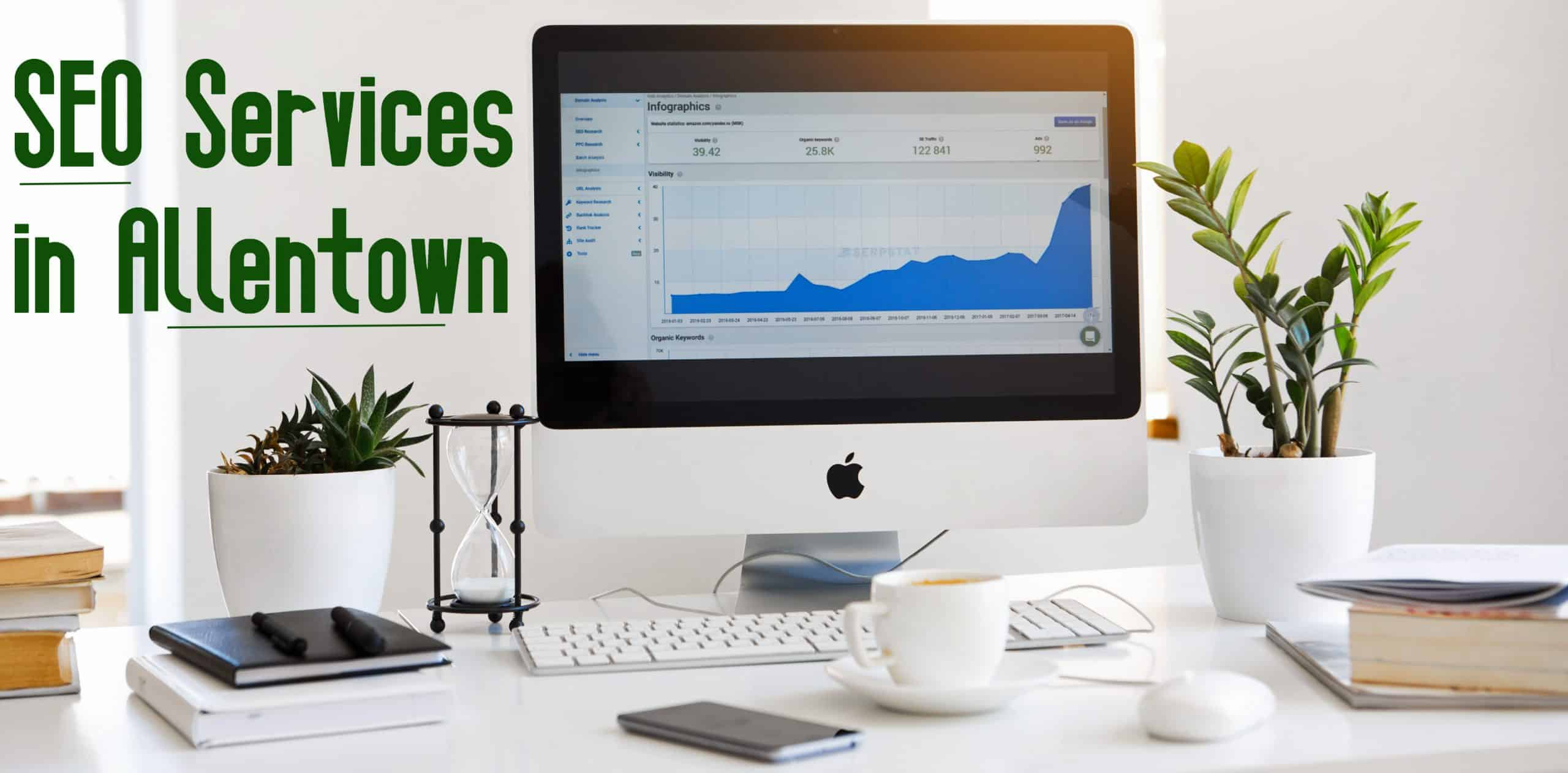 SEO services nearby Allentown