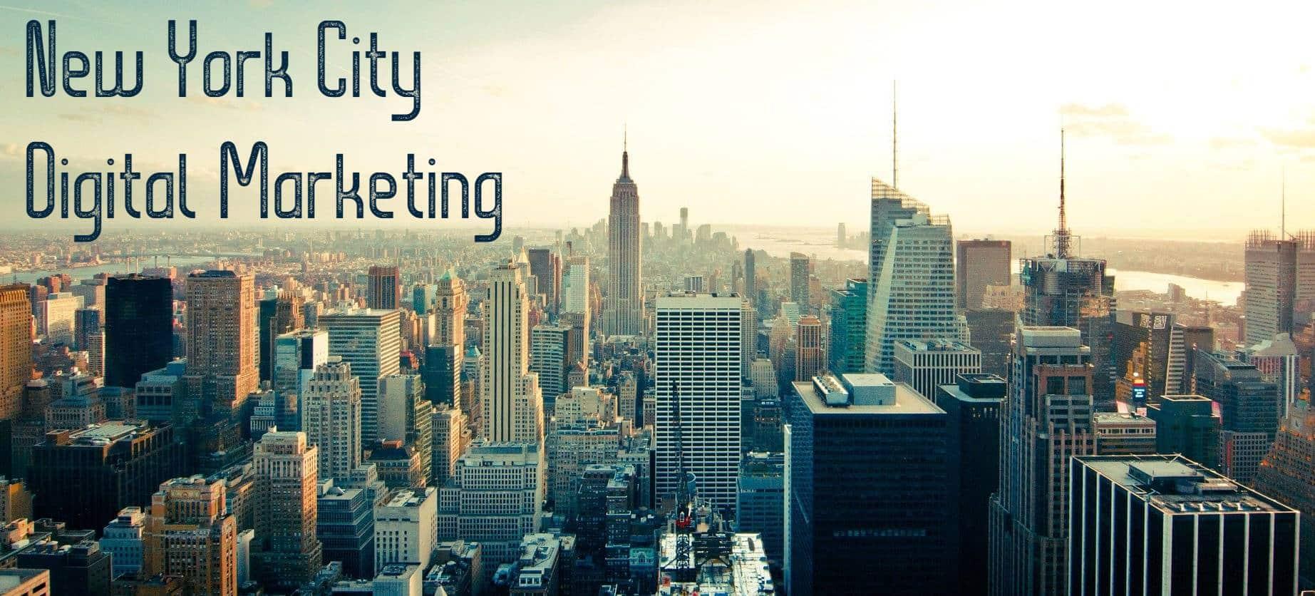 Digital marketing in New York City